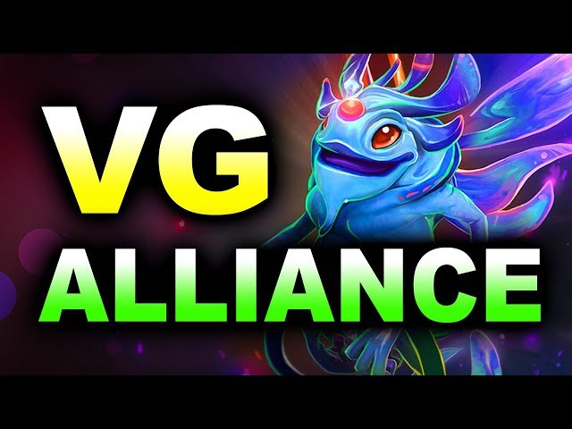ALLIANCE vs VG - GROUP C FINAL - EPICENTER MAJOR 2019 DOTA 2