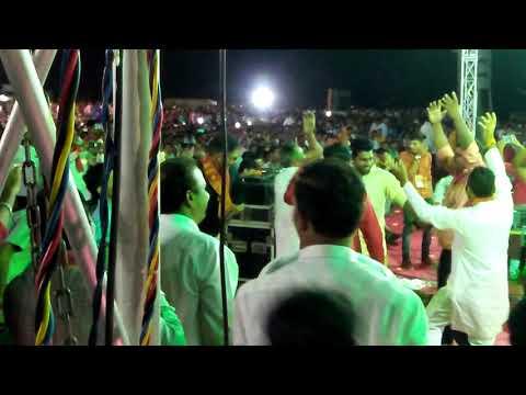 Chunri teri chunri  Lakhbir Singh Lakha nalkheda show  Maa baglamukhi