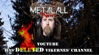 Varg Vikernes why YouTube has Deleted his Channel thuleanperspective