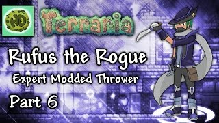 Terraria 1.3 Expert Thrower Part 6 | Skeletron, Queen Jellyfish & Upgrades! | 1.3 Let's Play