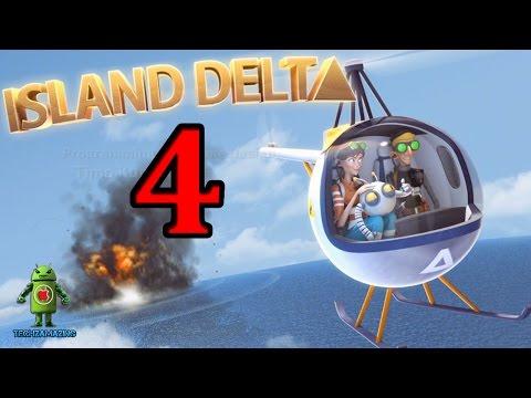ISLAND DELTA iOS Gameplay Walkthrough (iPhone/iPad) - #4
