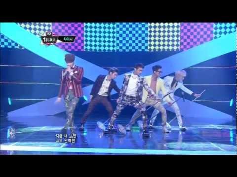 [1080p HD] 130314 M! Countdown SHINee - Dream Girl+Win+Encore