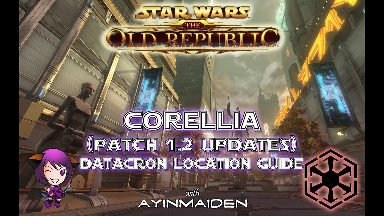 Swtor patch 1. 2 new armors mmorpg feature mmosite. Com.