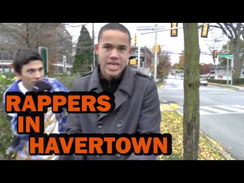 Rappers in Havertown (H-Vision Version) Ft. Lil Xay and Little Bomb
