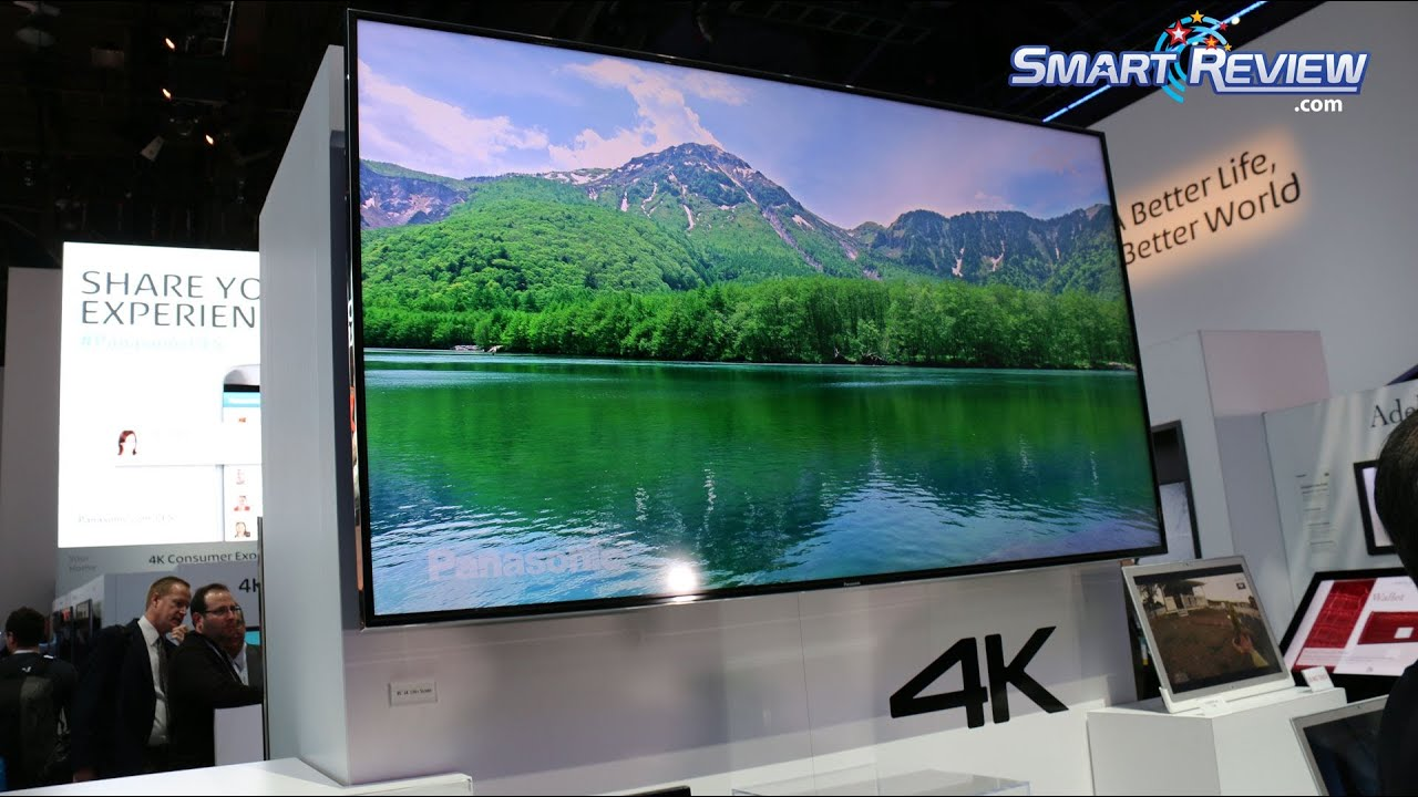 panasonic tv 55 inch price. ces 2014 | panasonic viera 4k ultra hd tv lineup life+ screen smart hdtv led tvs - youtube tv 55 inch price