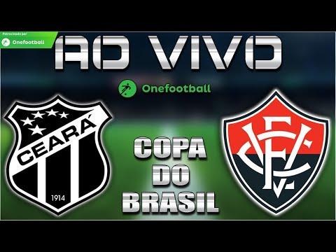 Ceará x Vitória Ao Vivo | Copa do Brasil 2020 | Terceira fase | Narração