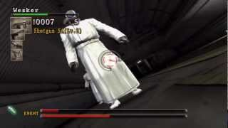 Resident Evil: The Umbrella Chronicles HD Collection - Wesker vs Ivan Twins - Part 16