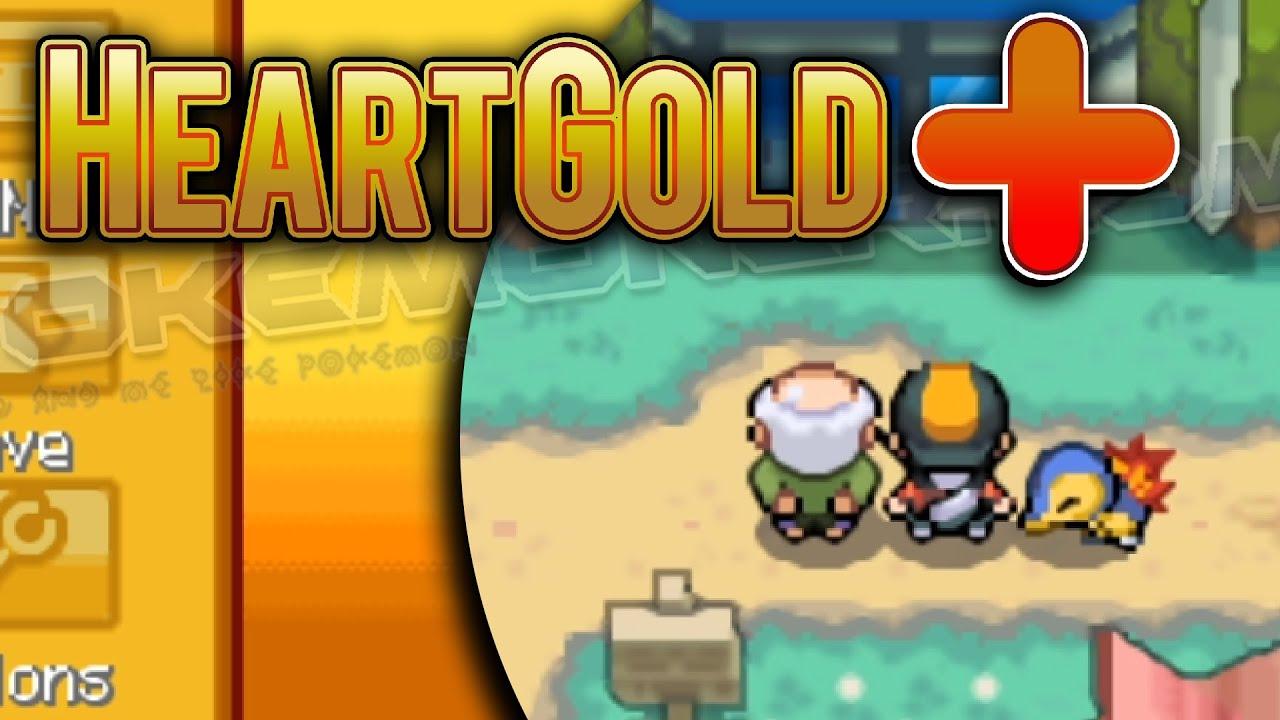 Heart Gold Rom Hack