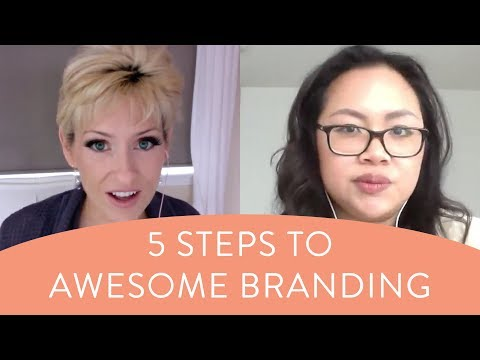5 Steps to Awesome Branding – how to start a craft business from home