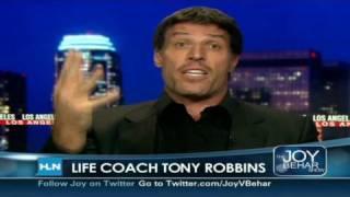 HLN:  Tony Robbins: Mel needs to stop holding back