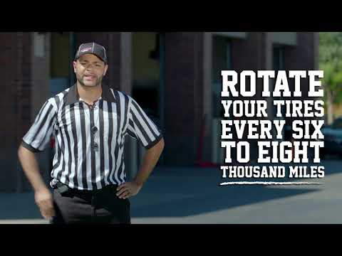 Referee Makes Tire Safety Call | Discount Tire