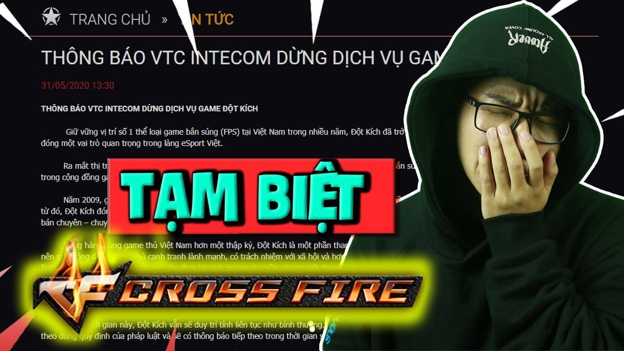CHÍNH THỨC   Đột Kích Đóng Cửa Tại Việt Nam Từ 1/7/2020 – Tạm Biệt Tuổi Thơ