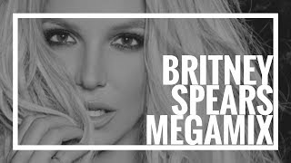 Britney Spears Megamix - The Evolution Of Britney (30 Hits!)