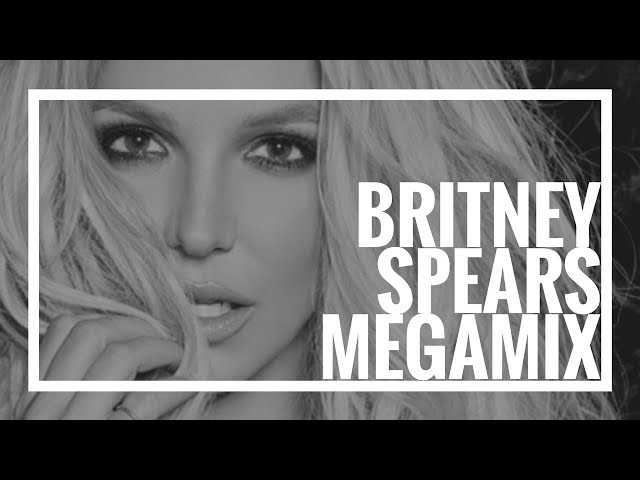 Britney Spears Megamix - The Evolution Of Britney (30+ Hits!)