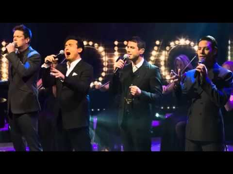 Il Divo - BBC Radio Ulster - Interview And Songs - 26/11/2013