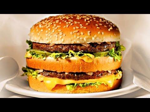Homemade McDonalds Big Mac Recipe