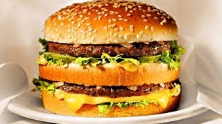 Homemade McDonalds Big Mac Recipe