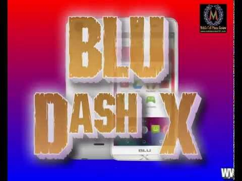 BLU Dash X With 5 Inche HD Display