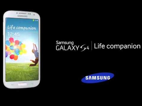 Samsung GALAXY S4 Ringtones - Drifting Downstream