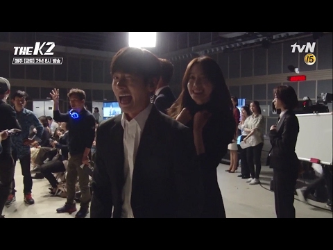 [ENG SUB] 161031 'The K2' BTS EP 11 (Yoona and Chang wook)
