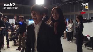 Video [ENG SUB] 161031 'The K2' BTS EP 11 (Yoona and Chang wook) download MP3, 3GP, MP4, WEBM, AVI, FLV Februari 2018