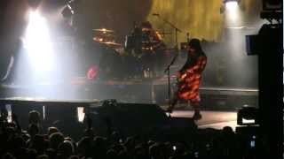 Marilyn Manson - Slo-Mo-Tion live @ Zenith, Paris 05/06/2012