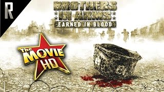 ► Brothers in Arms: Earned in Blood - The Game Movie [Cinematic HD - Cutscenes & Dialogue]