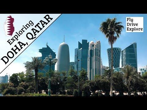 Exploring Doha Qatar - A Tour Of The City