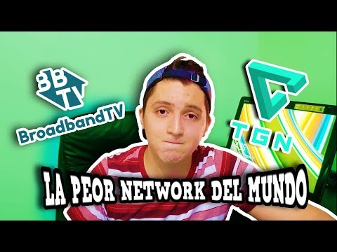 ABANDONO EL PARTNER CON TGN/BROADBANDTV - ¿POR QUE? - (VIDEO RESUBIDO)