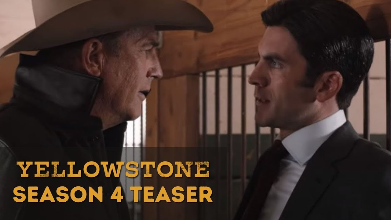 "Yellowstone Drops Season 4 Teaser: ""I Won't Betray You"""