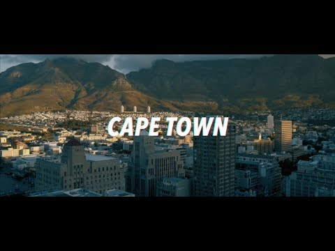Cape Town Travel Video 2017