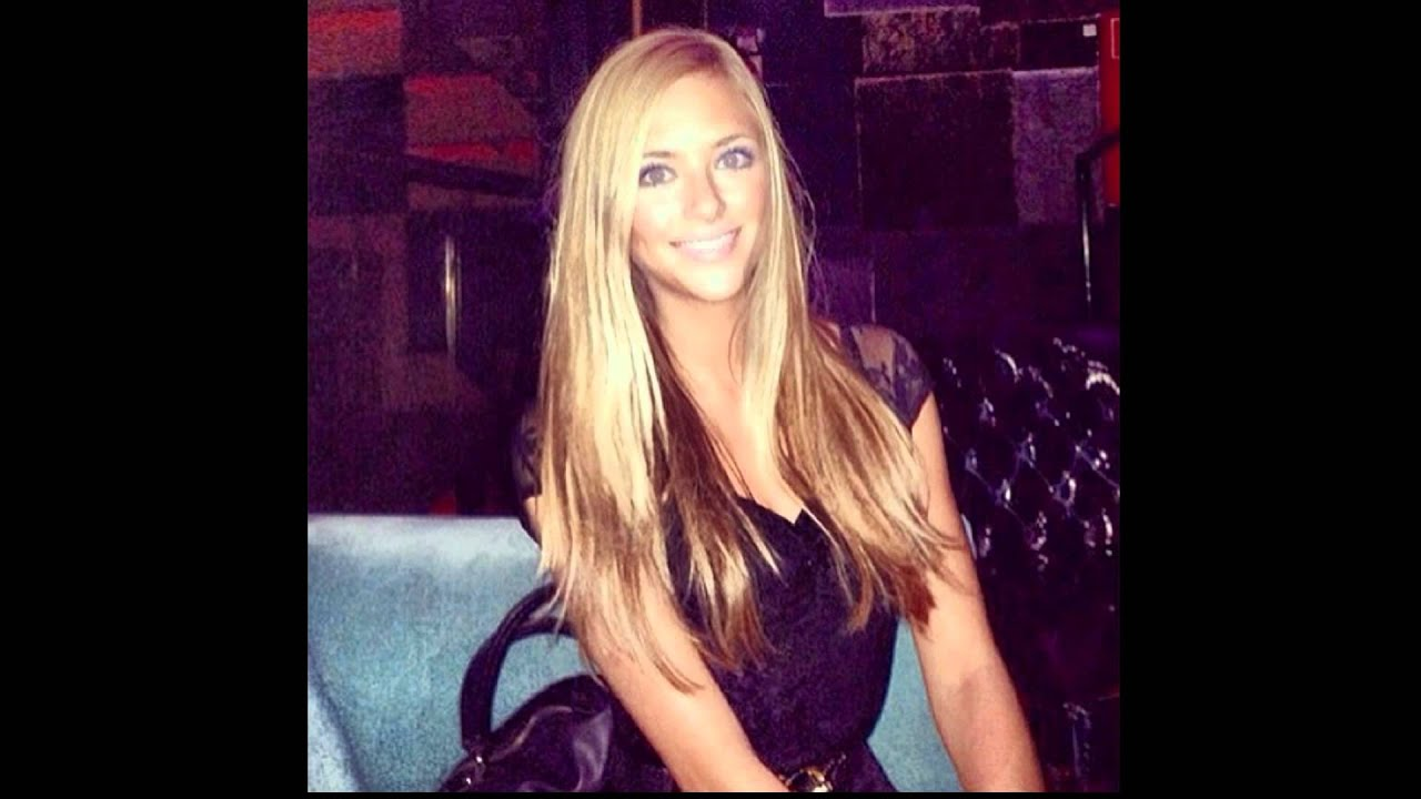 Alexis sanchez 39 s girlfriend laia grassi youtube for Laia grassi