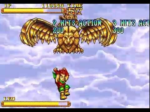 Arcade Longplay [664] Gun Master
