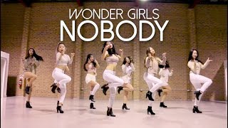 Wonder Girls - Nobody | DANCE COVER