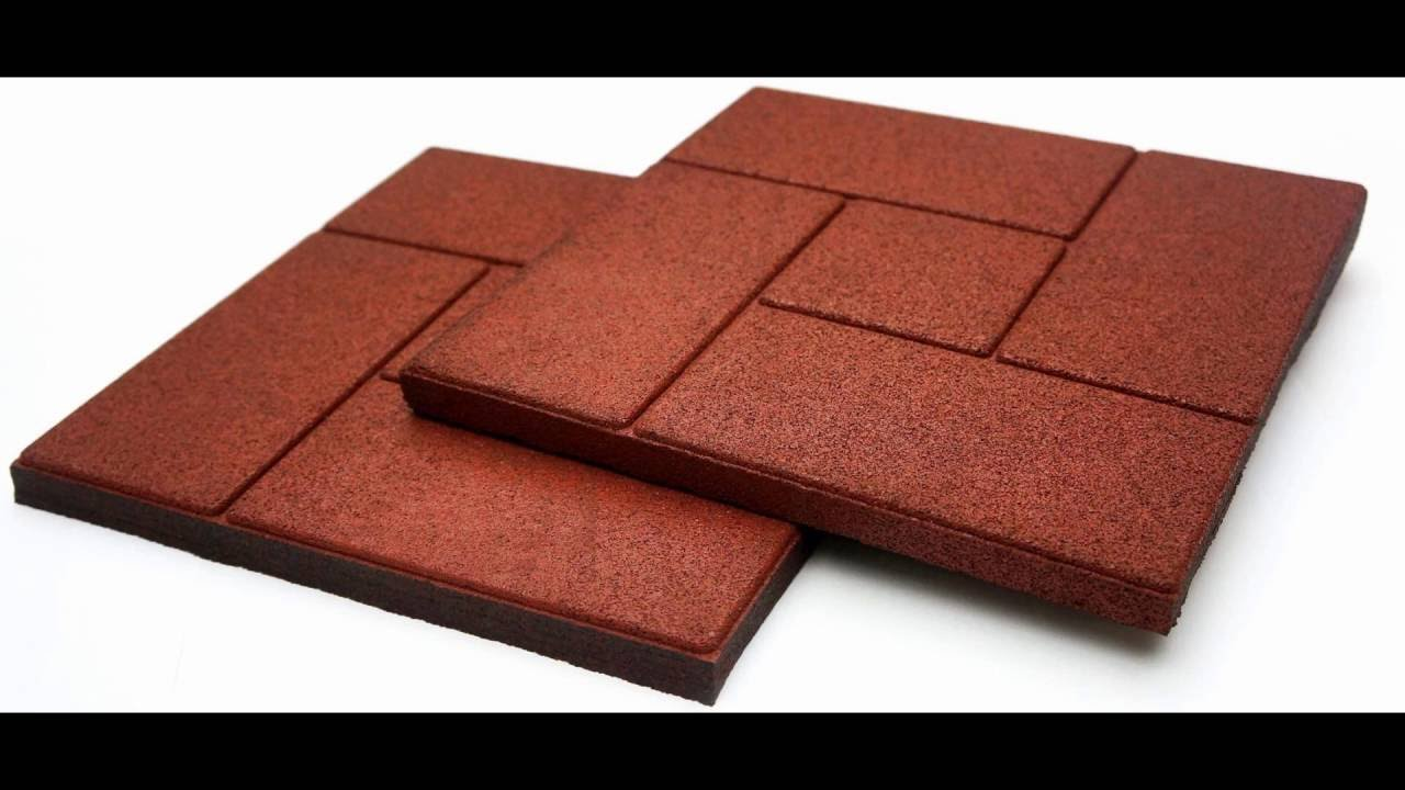 Rubber floor mats manufacturers - 20mm Thickness Red Rubber Floor Mats For Horse Stable Manufacturer
