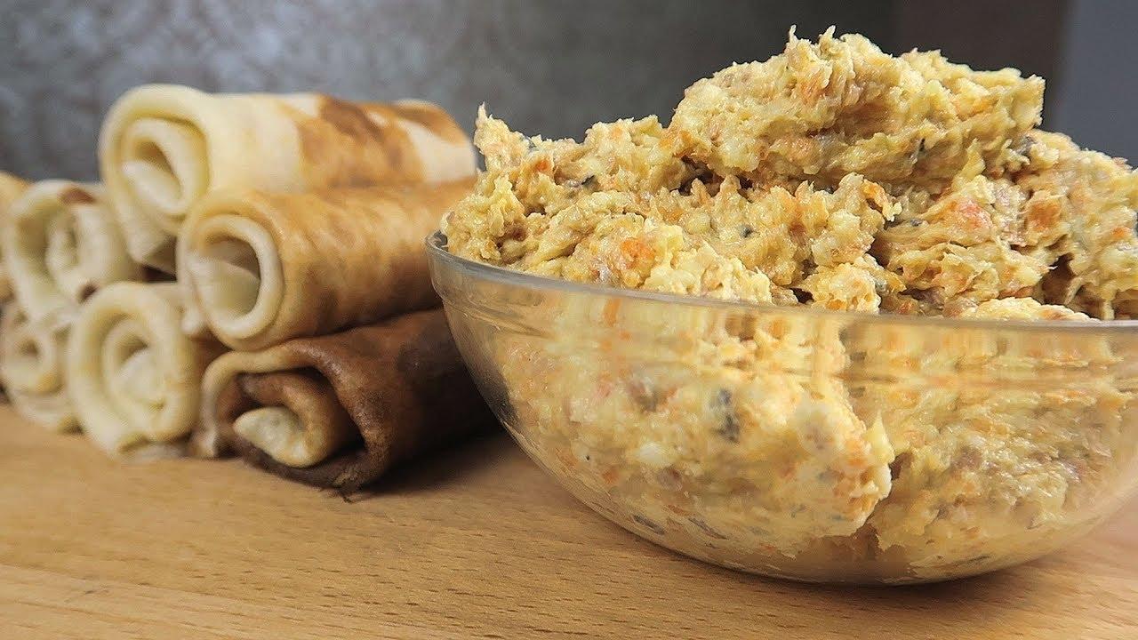 Как приготовить Селедочное Масло | Простая и вкусная закуска