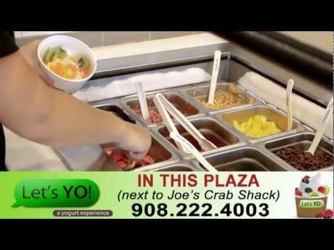 Let's Yo Yogurt South Plainfield NJ