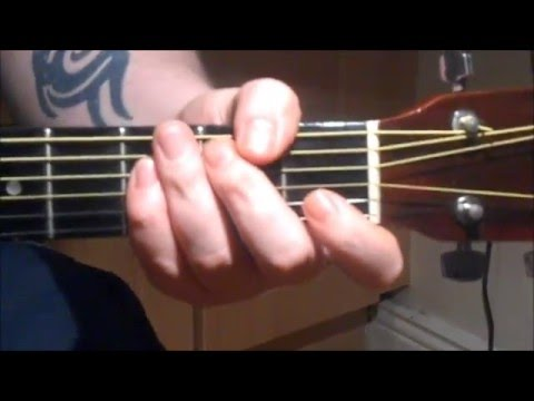 The Fureys - Belfast Mill - Guitar lesson
