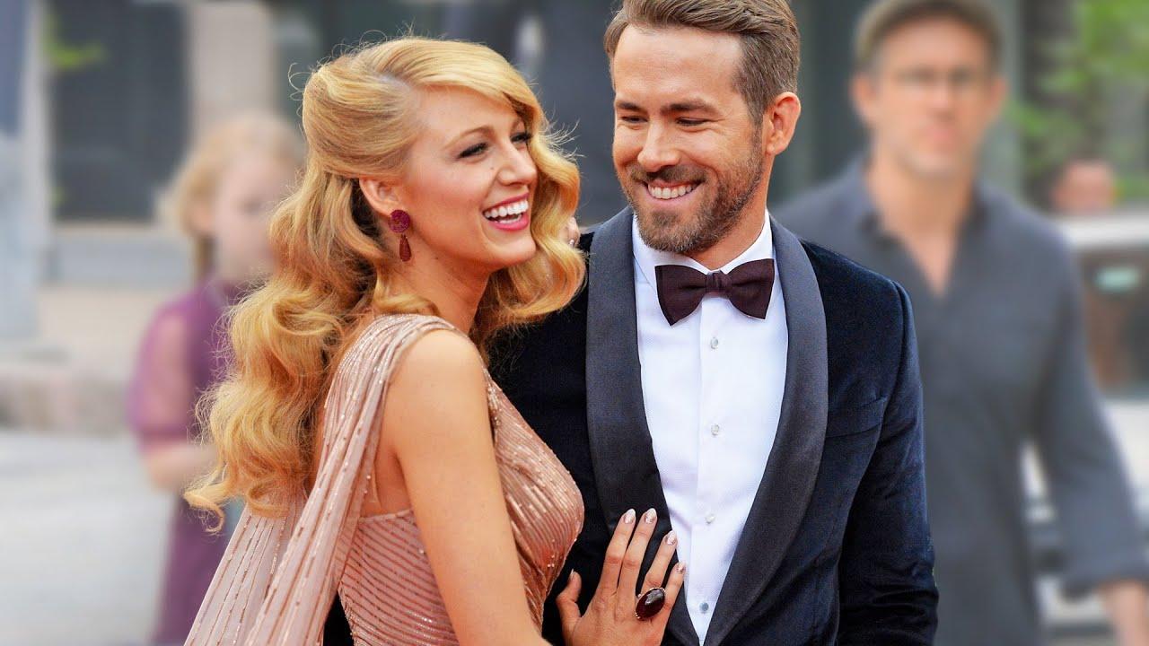 Ryan Reynolds - Tochter James sieht aus wie Mama Blake Lively
