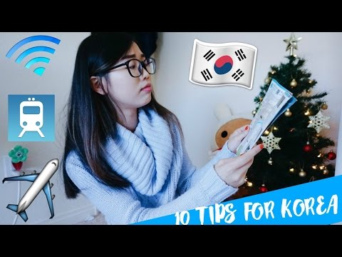 10 ESSENTIAL KOREA TRAVEL TIPS [AREX, METRO, WIFI, LOCATION]