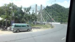 Ben Hai River - former North-South Vietnam border (DMZ)