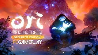 Ori and the Blind Forest: Definitive Edition Gameplay (PC HD)