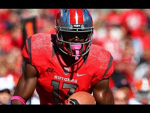 Brandon Coleman || Rutgers Highlights ᴴᴰ