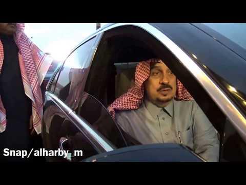 شاهد ماذا فعل أمير الرياض مع عربات الاطعمة!!