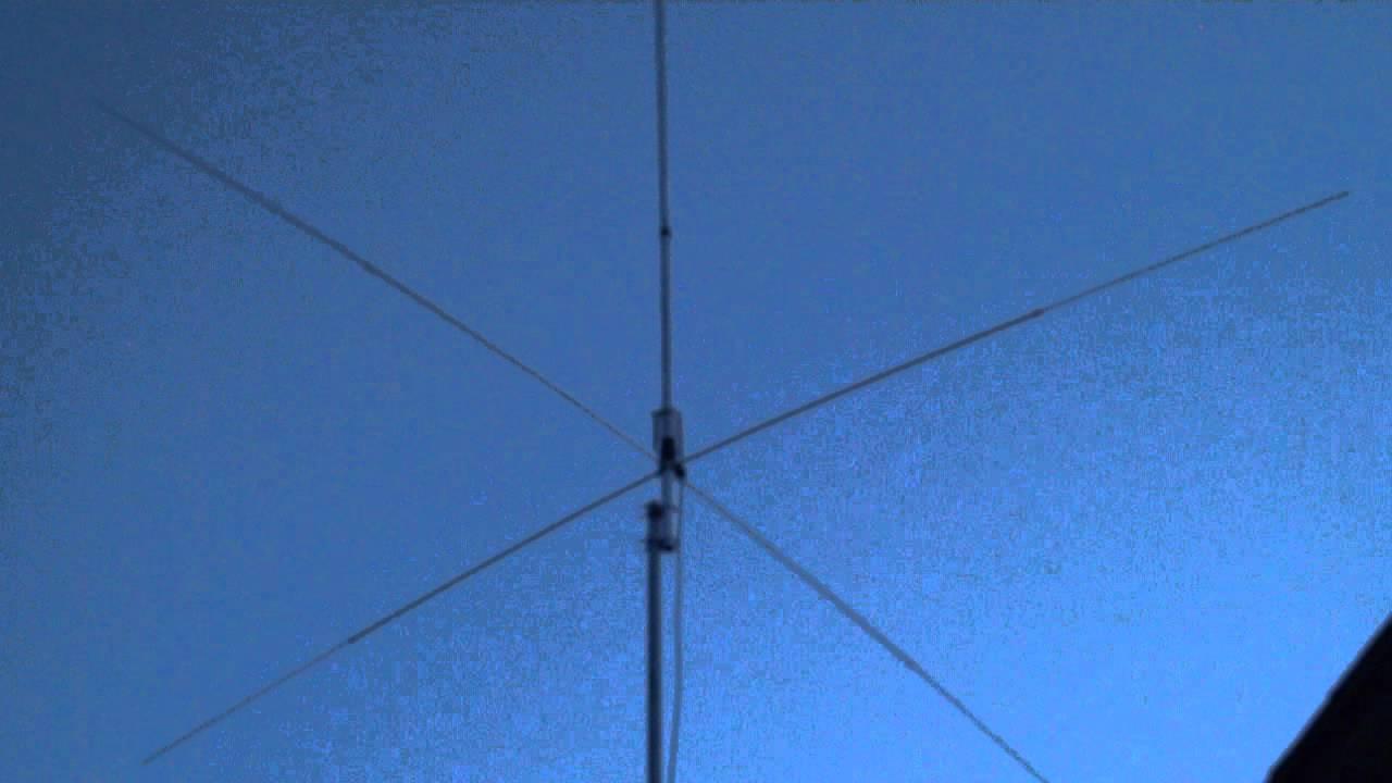 SIRIO 27 TORNADO C B  Radio Base Station Antenna 5/8 wave