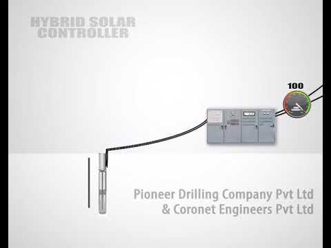 Solar Hybrids pumping solution