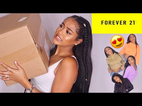 HUGE FOREVER 21 FALL HAUL: BOUJEE ON A BUDGET!!!