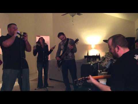 BAUG as world's worst live karaoke backing band