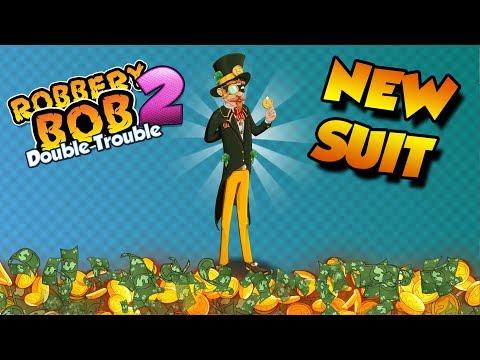 Robbery Bob 2 - NEW SUIT! *Money Pants*