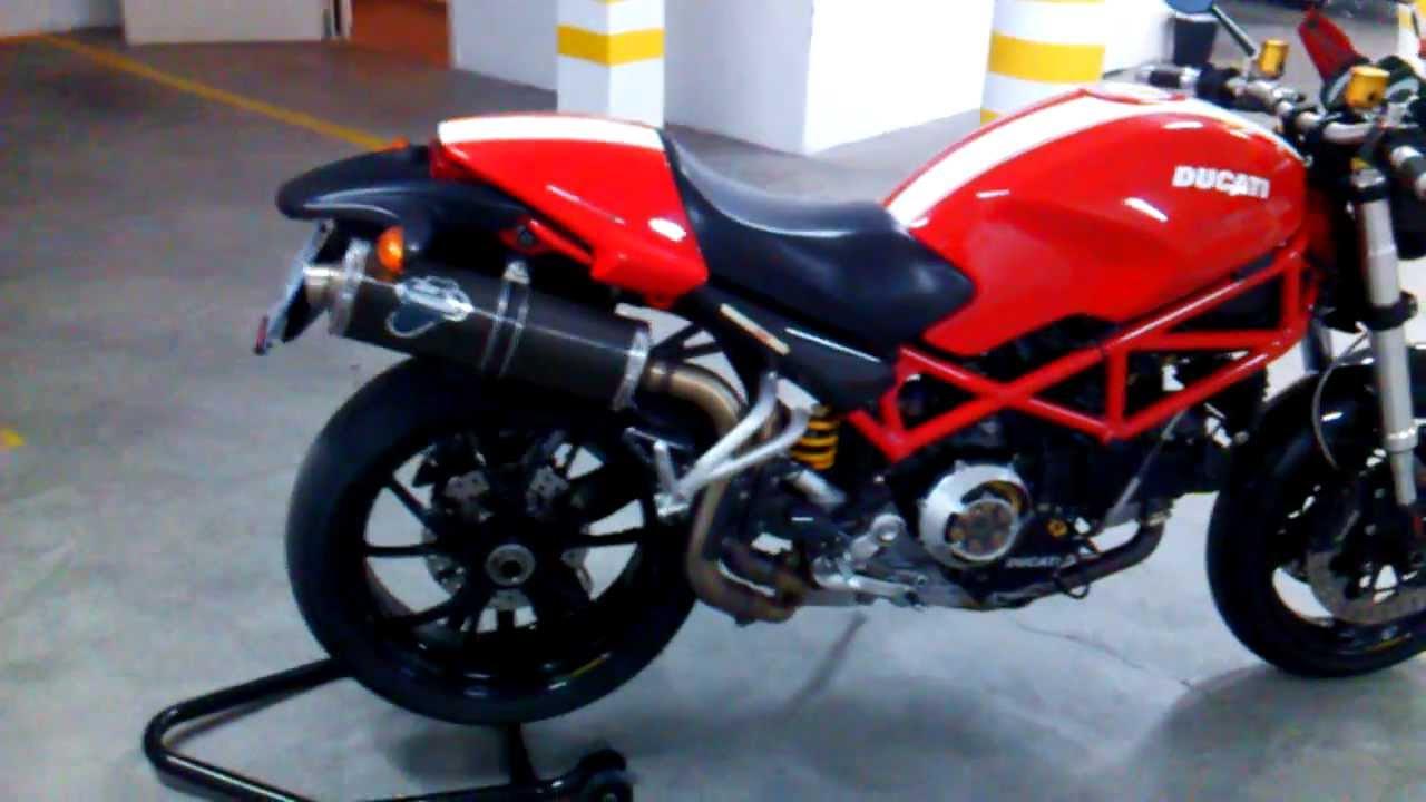 Ducati  Exhausts
